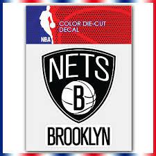 Decals Stickers Vinyl Art Home Garden Brooklyn Nets Nhl Logo Car Bumper Sticker Decal 3 Or 5 Adrp Fournitures Fr
