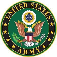Army Seal Vinyl Transfer Decal