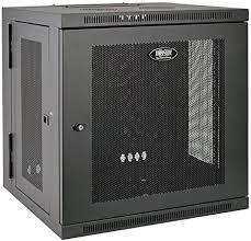 12u wall mount rack enclosure server