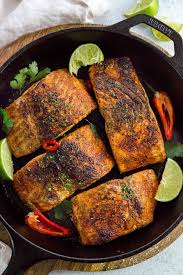 Blackened Salmon | Recipe