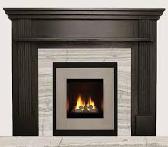 paloma white marble fireplace surround kit