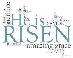 13 He Is Risen Free Easter Clip Art Vector Images - He Is Risen ...