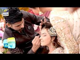 ne sikhaya arabic bridal makeup