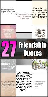 friendship quotes quote pond