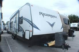 dutchmen razorback toy haulers travel