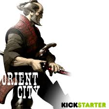 "Ryan Colucci on Twitter: ""Sho'nuff. The Shogun. #orientcity #kickstarter  #shogun #shonuff #anime #2danimation #film https://t.co/RXhtpEywmL… """