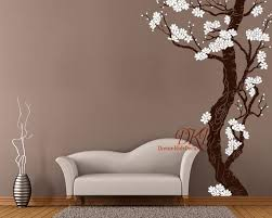 plum blossom tree wall decal large wall