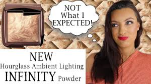 new hourgl ambient lighting infinity