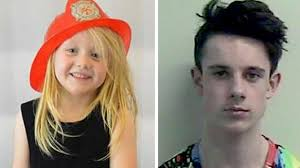 Aaron Campbell: Alesha MacPhail's killer given life sentence as he ...