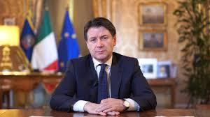 Giuseppe Conte - Home