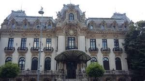 Muzeul George Enescu (Calea Victoriei)- Palatul Cantacuzino!