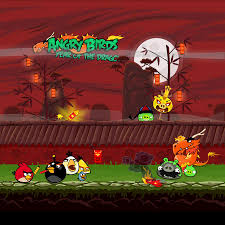 Angry Birds Seasons iPad Background by sal9 on DeviantArt