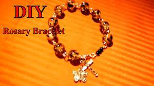 rosary bracelet diy you