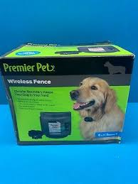 Premier Replacement Pet Wireless Dog Fence System Gif0016347 149 95 Picclick