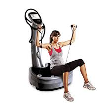 fitness à faire avec la power plate