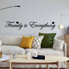 Family Is Everything Wall Sticker Vinyl Art Quote Decal Bedroom Sitting Room Words For Love Diy Decor Stickers For Bedroom Walls Removable Stickers For Decorating Walls From Xymy757 9 05 Dhgate Com