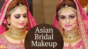 beautiful asian bridal makeup tutorial