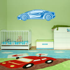 Race Car Wall Decal Wall Decal World