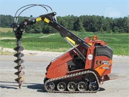 Reserve A Stand On Mini Skid With Hydraulic Auger At Ward S Rental Center In Hamburg Michgan