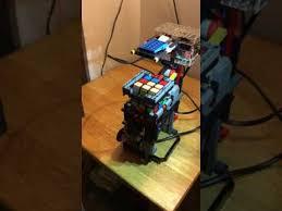 lego rubik s cube solver you