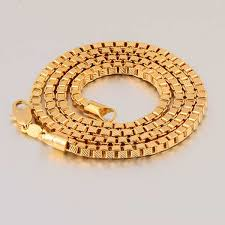 top 10 types of necklace chains