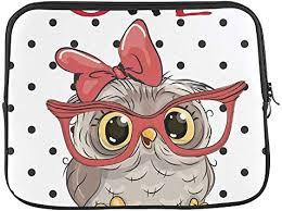 design custom cute cartoon owl glasses