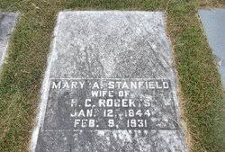 "Mary Adeline ""Molly"" Stanfield Roberts (1844-1931) - Find A Grave ..."