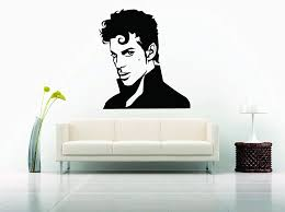 Amazon Com Perfect Print Wall Car Vinyl Decal Sticker Mural Prince Singer Pop King Sing Kitchen Dining