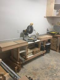 Another 80 20 Project Mobile Miter Saw Bench Album On Imgur