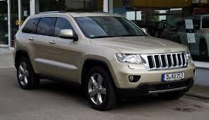 jeep grand cherokee wk2 wikipedia
