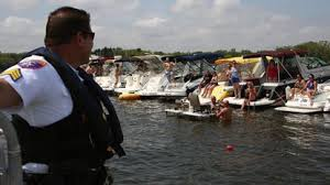 Image result for photo of boats on Chain O'Lakes