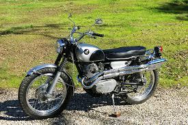 1965 1968 honda cl77 scrambler 305 review