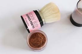 secret rockin body shimmer powder