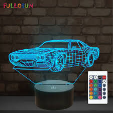 Astronaut 3d Visual Night Light Lamp Kids Bedroom Decor Bedside Lamps For Gifts 19 99 Picclick