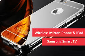 iphone or ipad on samsung smart tv
