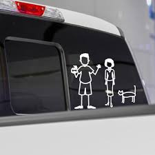 Family Car Decal Decals