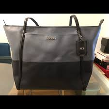 tumi bags limt edition leather tote
