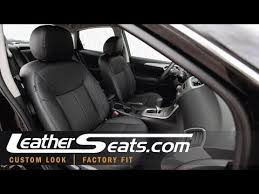nissan sentra custom leather upholstery