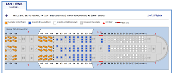united airlines boeing 787 9 seat map