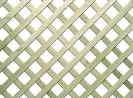 Ac2 2 X 8 Standard Green Pressure Treated Lattice Panel At Menards
