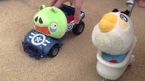 Angry Birds Go Plush Episode 3: Air - YouTube