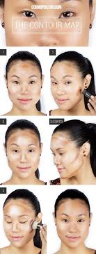 what makeup s do you use for contouring