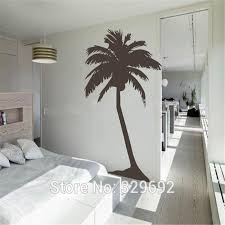 Large Palm Tree Wall Sticker Living Room Tropical Wall Art House Decoration Tall Palm Tree Size 97x183cm Tx399 Vinyl Wall Art Decal Vinyl Wall Art Decals From Homegarden 18 35 Dhgate Com