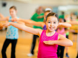 zumba cles and video games for kids