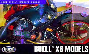 2009 buell xb models motorcycle owners