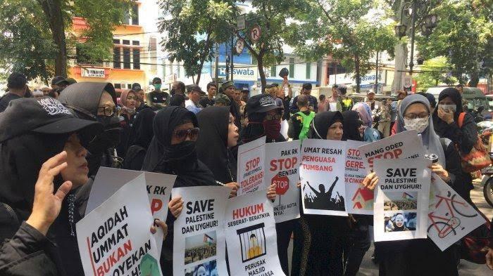 Formasi Tolak Parade Budaya Lintas Agama karena Mengandung Pluralisme