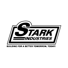 Stark Industries Alternate Logo Vinyl Decal Sticker