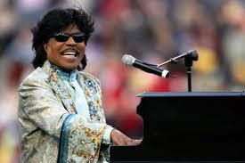 Little Richard, rock's flashy founding ...