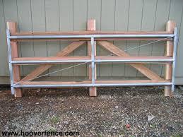 Fence Gates Gate For Split Rail Fence