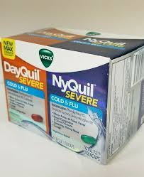 vicks dayquil nyquil severe cold flu